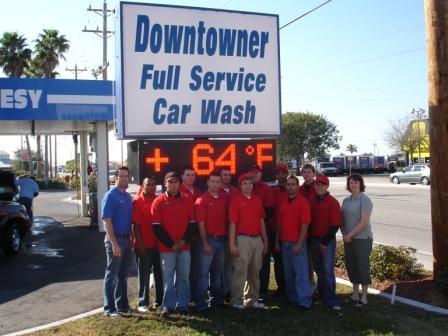 Downtowner Car Wash Leadership Team