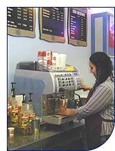 Espresso, Lattes, Mochas and More!